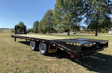 Gatormade® Workhorse 20+5' Dual Tandem 24.9k Equipment Trailer